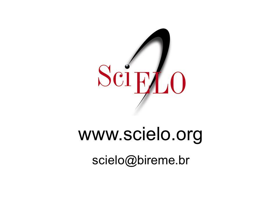 www.scielo.org scielo@bireme.br