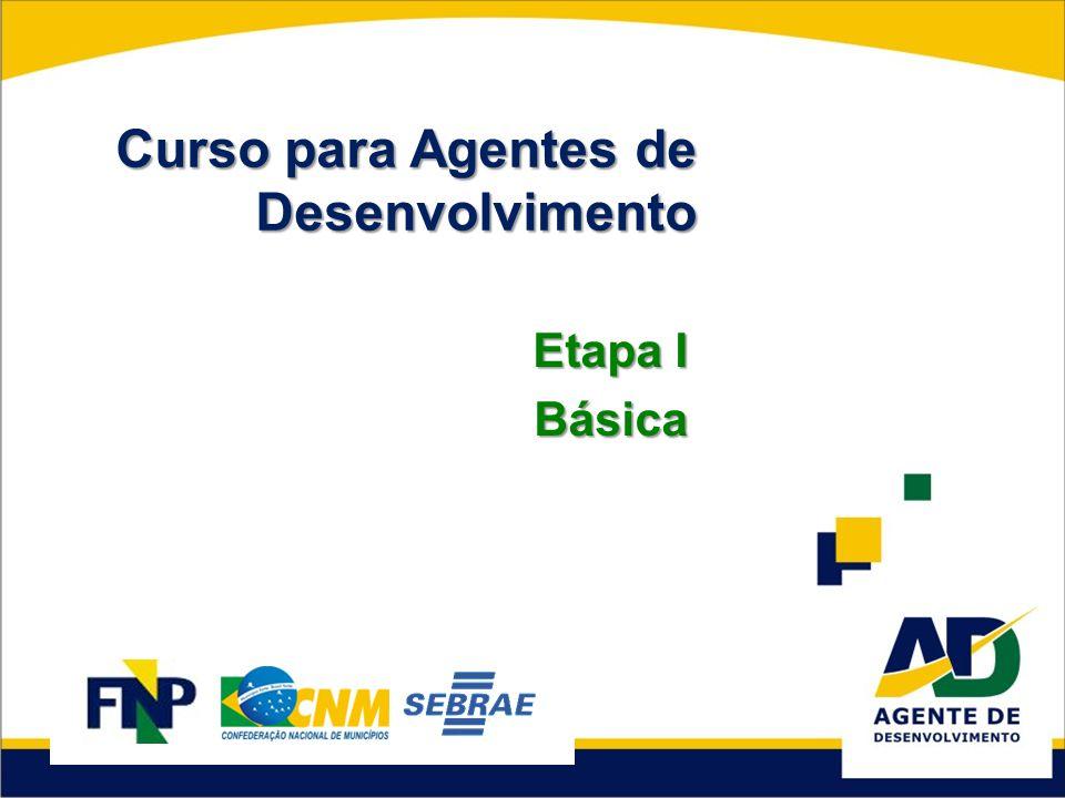 Curso para Agentes de Desenvolvimento
