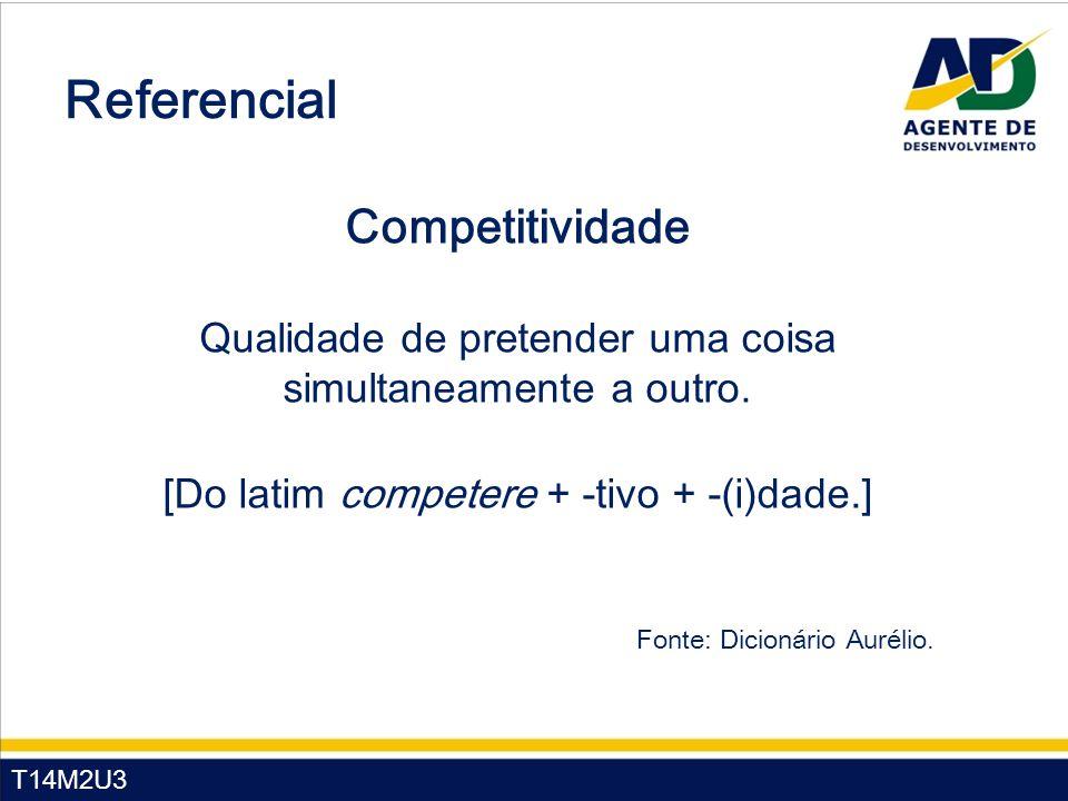Referencial Competitividade