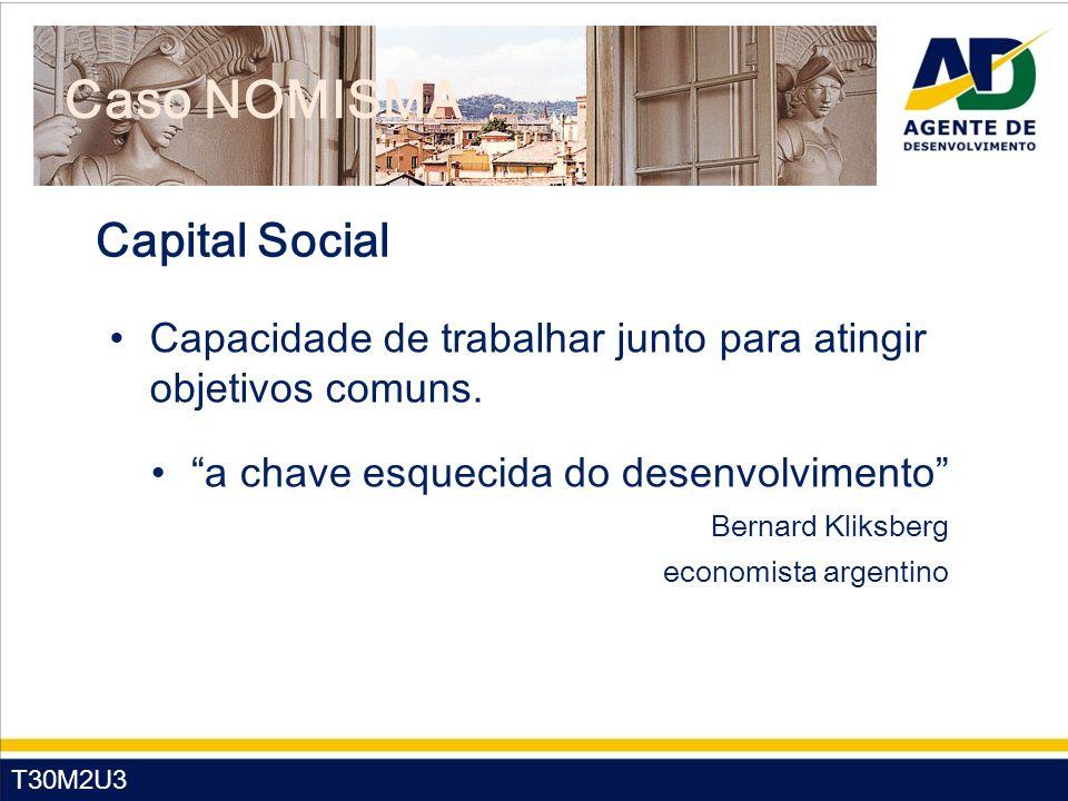 Caso NOMISMA Capital Social