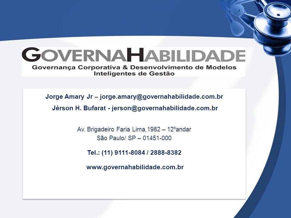 Jorge Amary Jr – jorge.amary@governahabilidade.com.br
