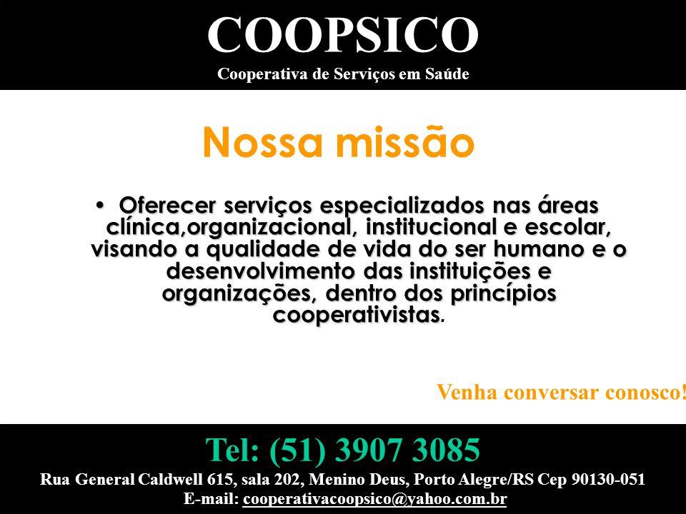 COOPSICO Cooperativa de Serviços em Saúde
