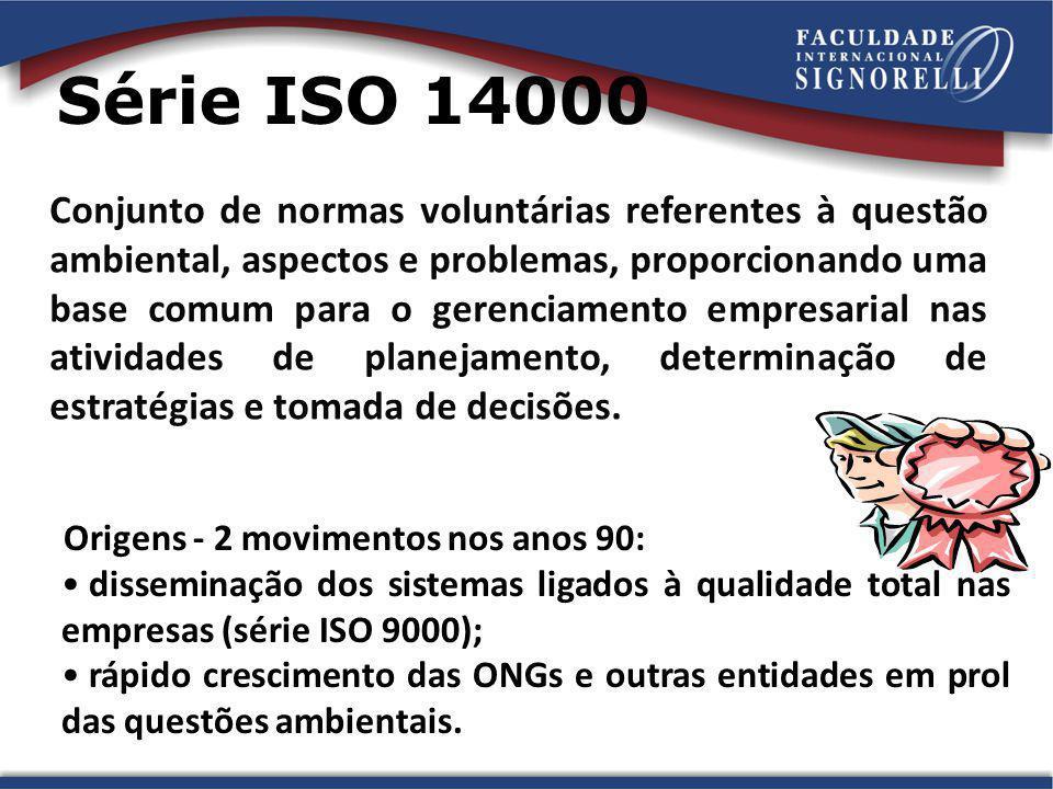 Série ISO 14000