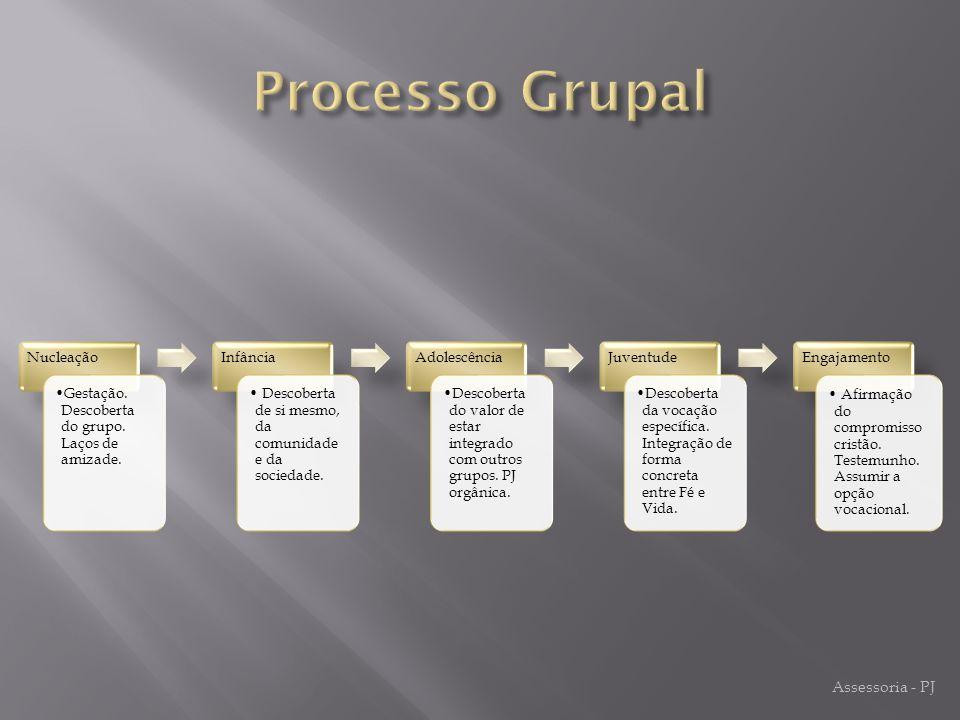 Processo Grupal Assessoria - PJ Nucleação