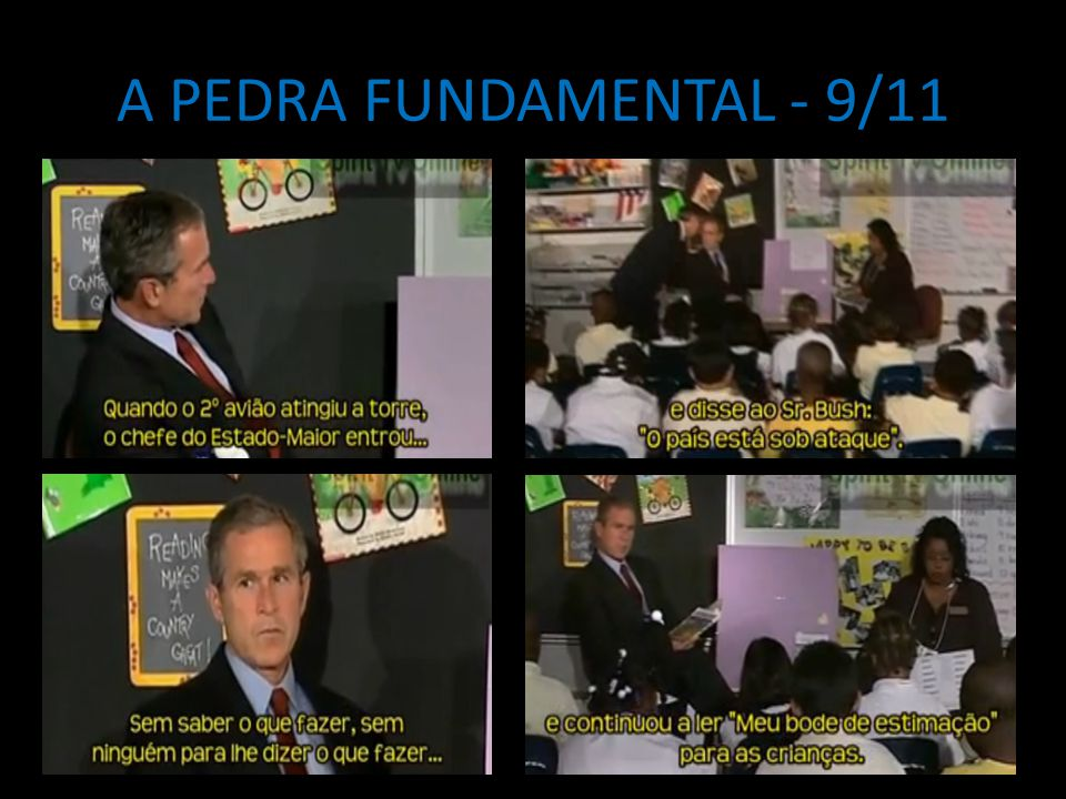 A PEDRA FUNDAMENTAL - 9/11