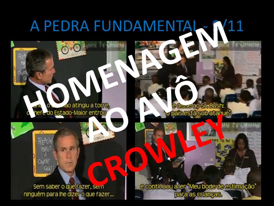 HOMENAGEM AO AVÔ CROWLEY