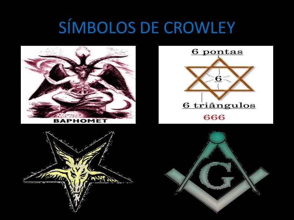 SÍMBOLOS DE CROWLEY