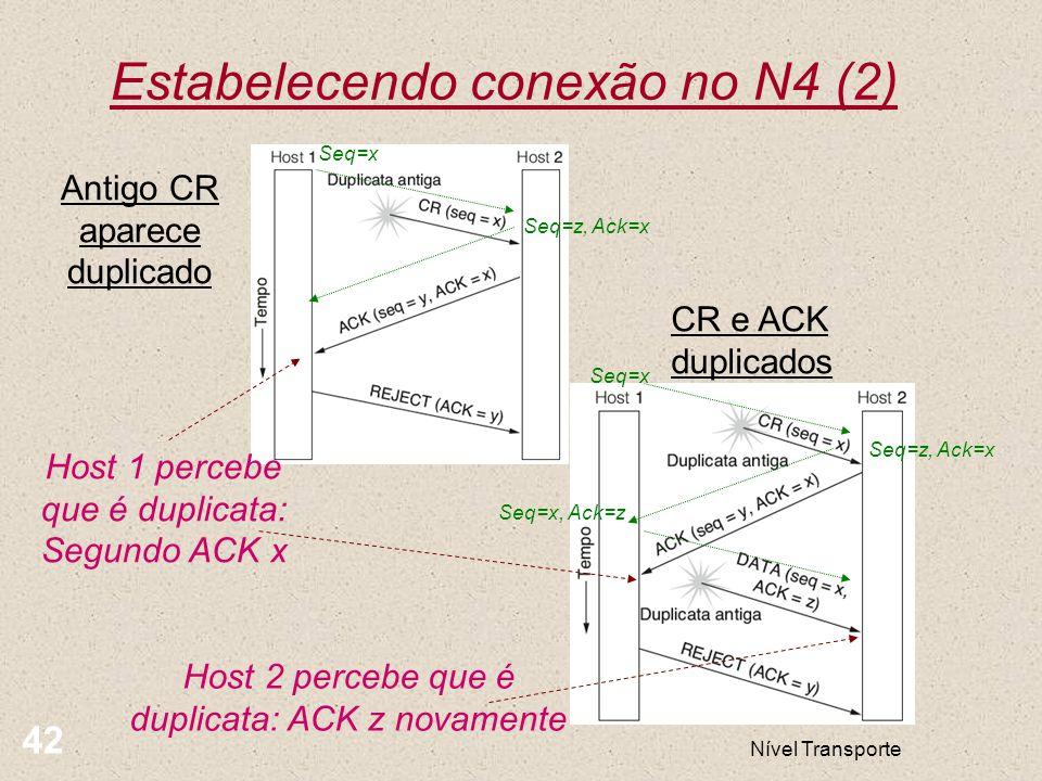Estabelecendo conexão no N4 (2)