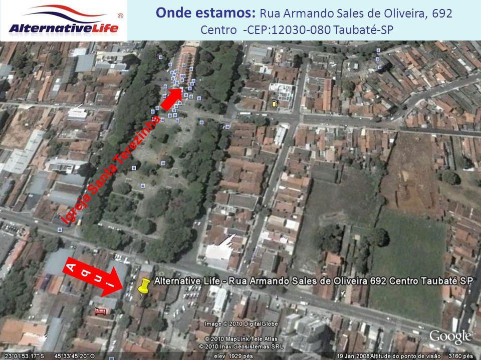 Onde estamos: Rua Armando Sales de Oliveira, 692