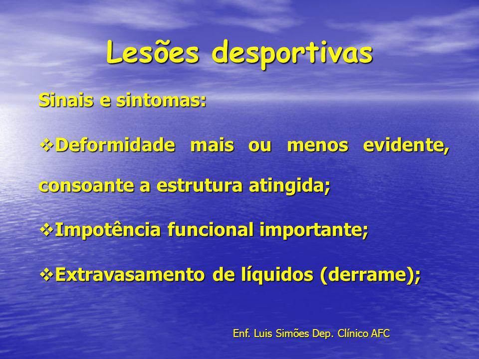 Enf. Luis Simões Dep. Clínico AFC