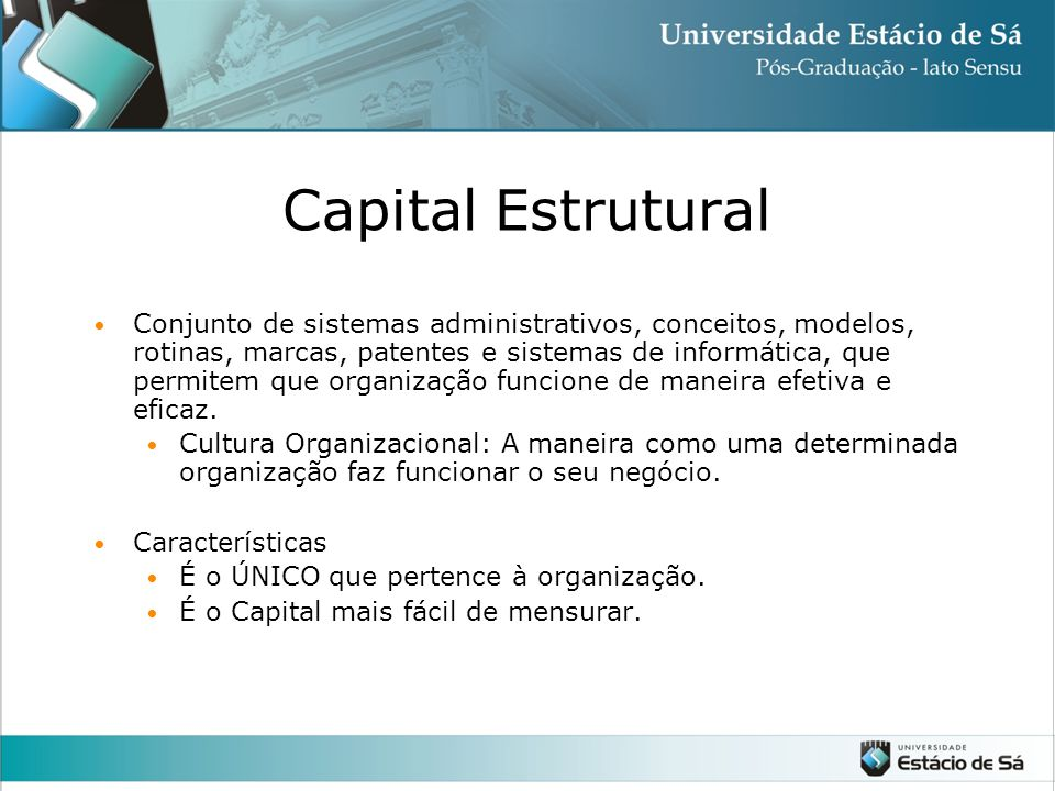 Capital Estrutural