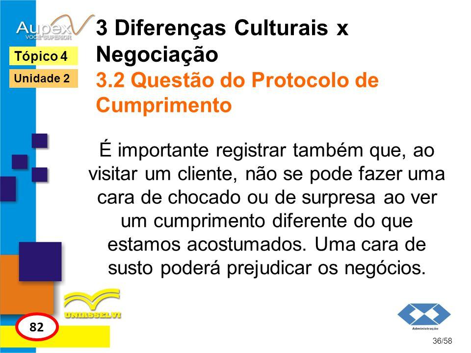 3 Diferenças Culturais x Negociação 3