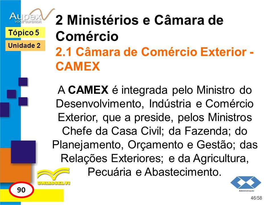 2 Ministérios e Câmara de Comércio 2