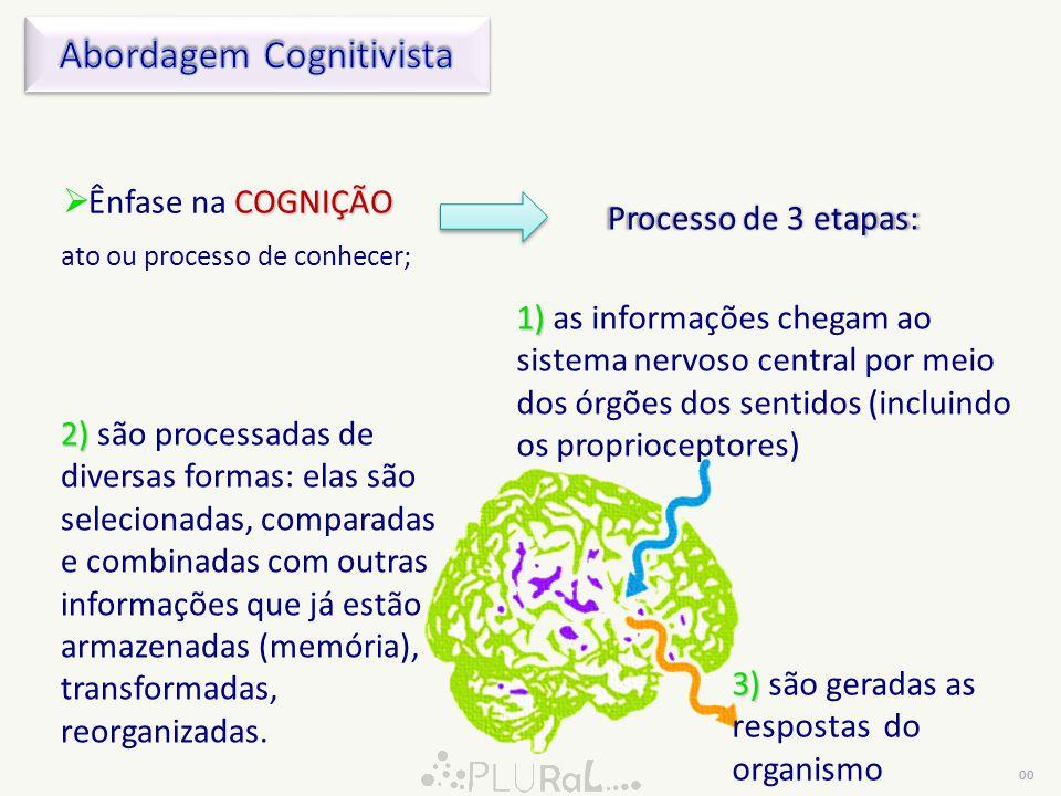 Abordagem Cognitivista