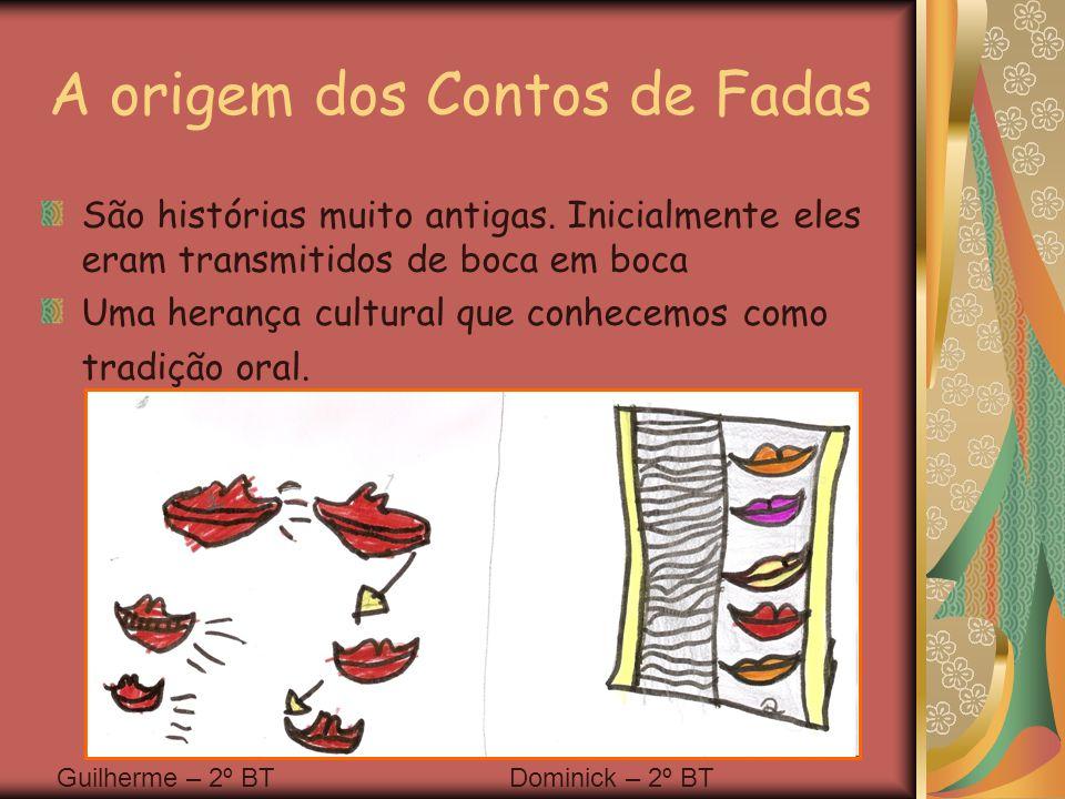 A origem dos Contos de Fadas