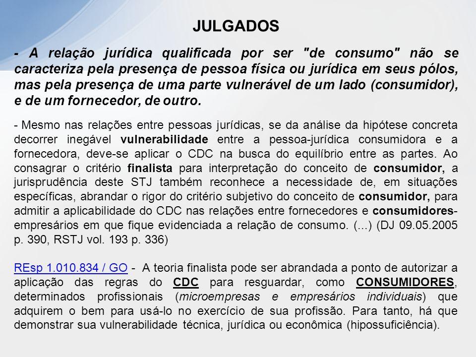 JULGADOS