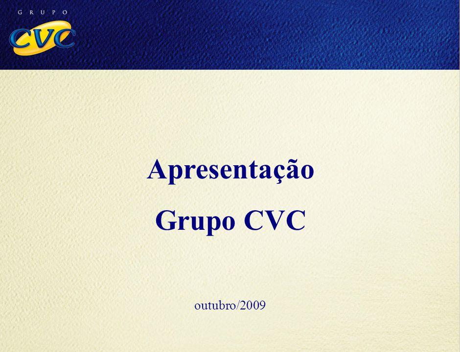 Apresentação Grupo CVC