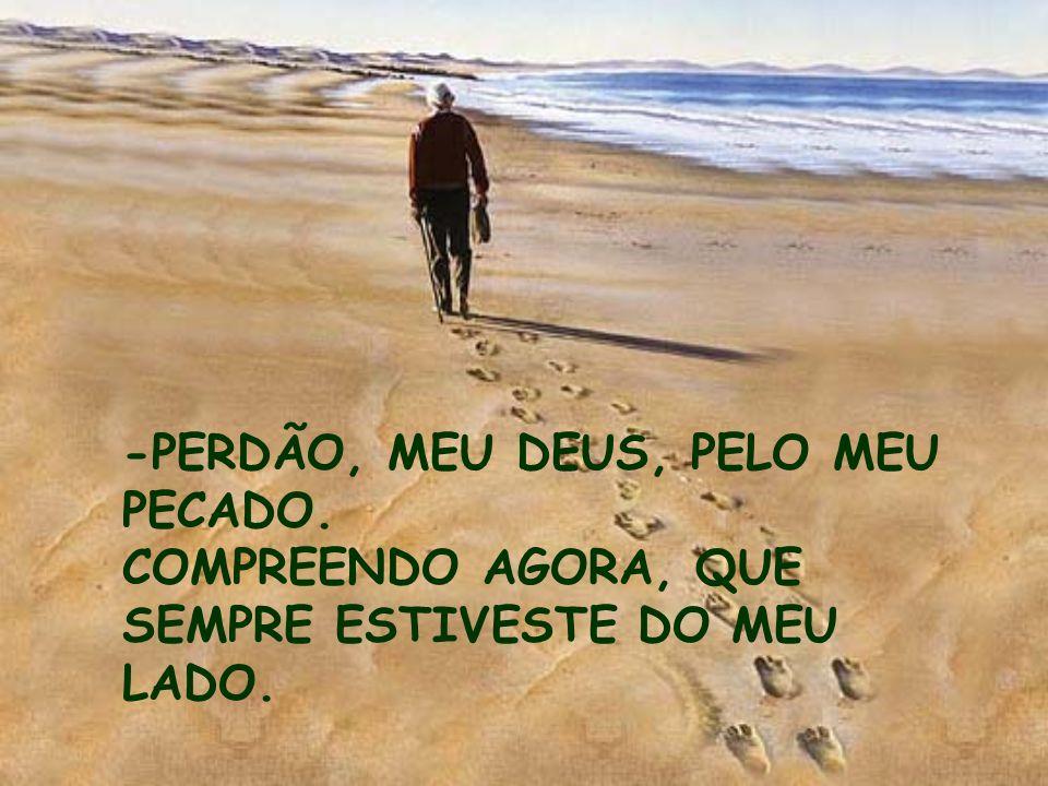 -PERDÃO, MEU DEUS, PELO MEU PECADO