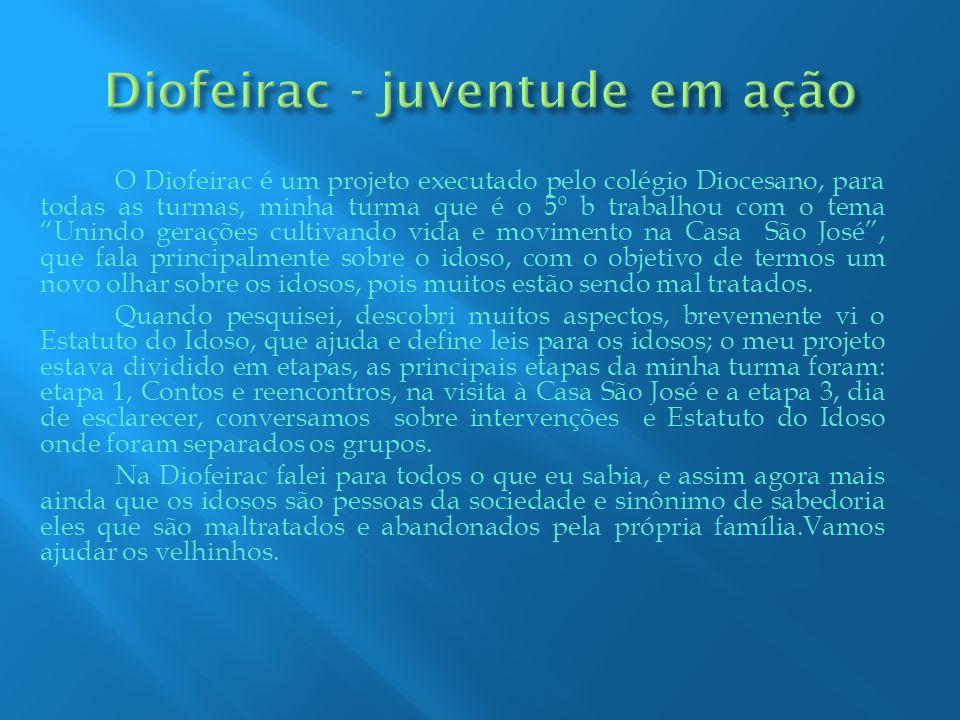 Diofeirac - juventude em ação