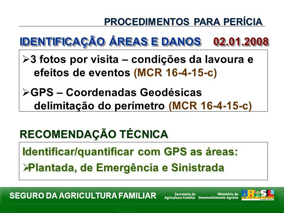 IDENTIFICAÇÃO ÁREAS E DANOS 02.01.2008