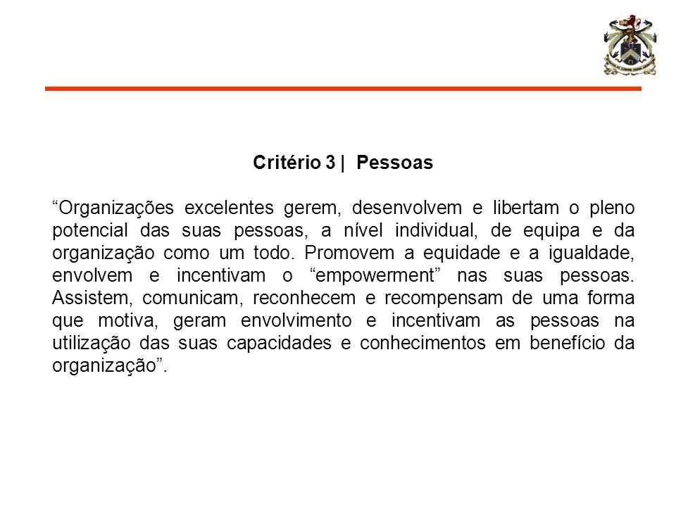 Critério 3 | Pessoas