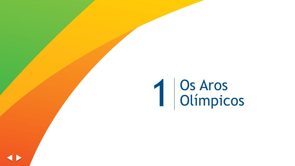 Os Aros Olímpicos 1