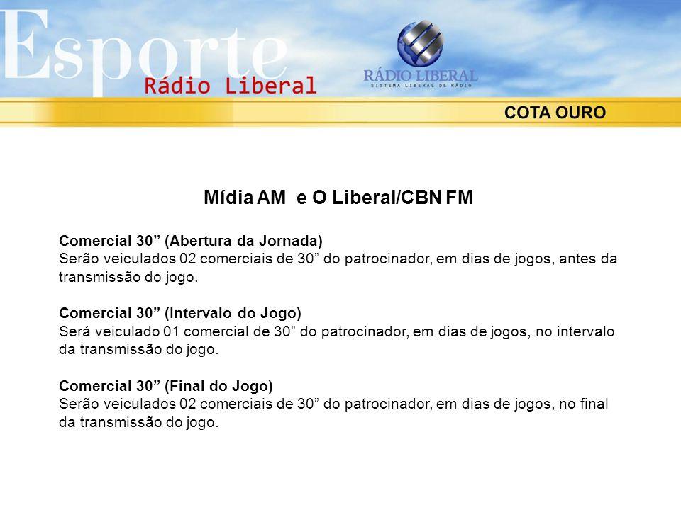 Mídia AM e O Liberal/CBN FM