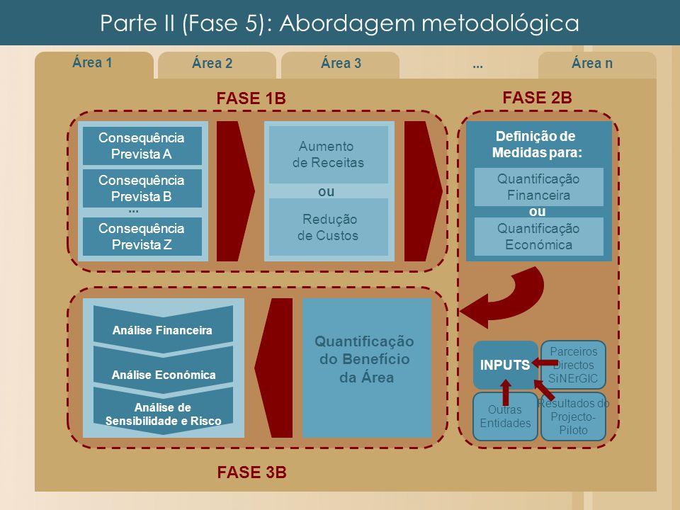 Parte II (Fase 5): Abordagem metodológica