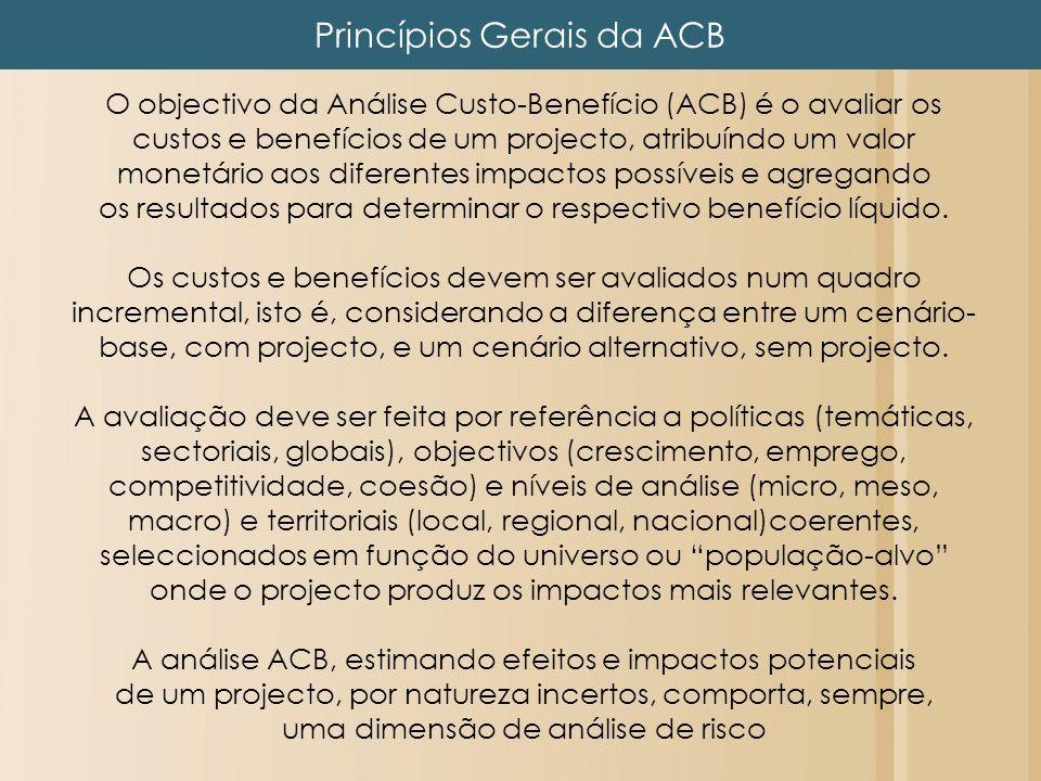 Princípios Gerais da ACB