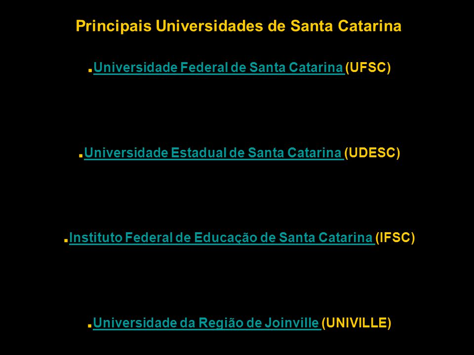 .Universidade Federal de Santa Catarina (UFSC)