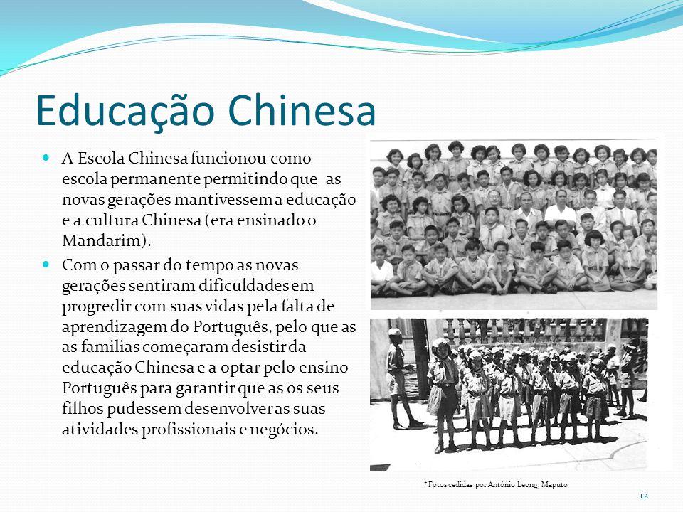 Educação Chinesa