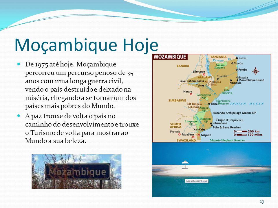 Moçambique Hoje