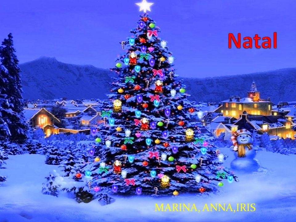 Natal MARINA, ANNA,IRIS