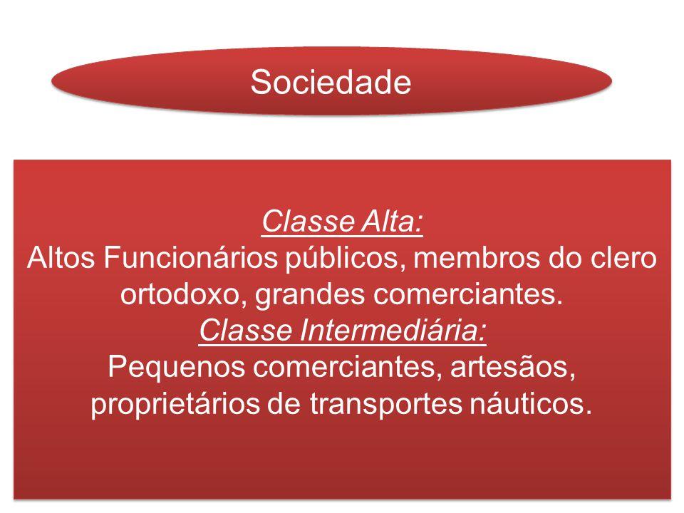Classe Intermediária: