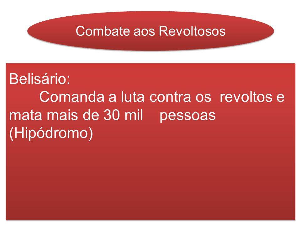 Combate aos Revoltosos