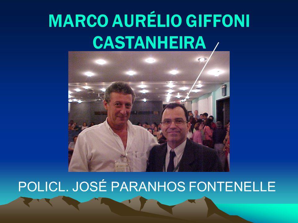 MARCO AURÉLIO GIFFONI CASTANHEIRA
