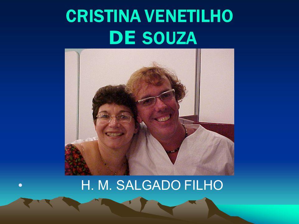 CRISTINA VENETILHO DE SOUZA