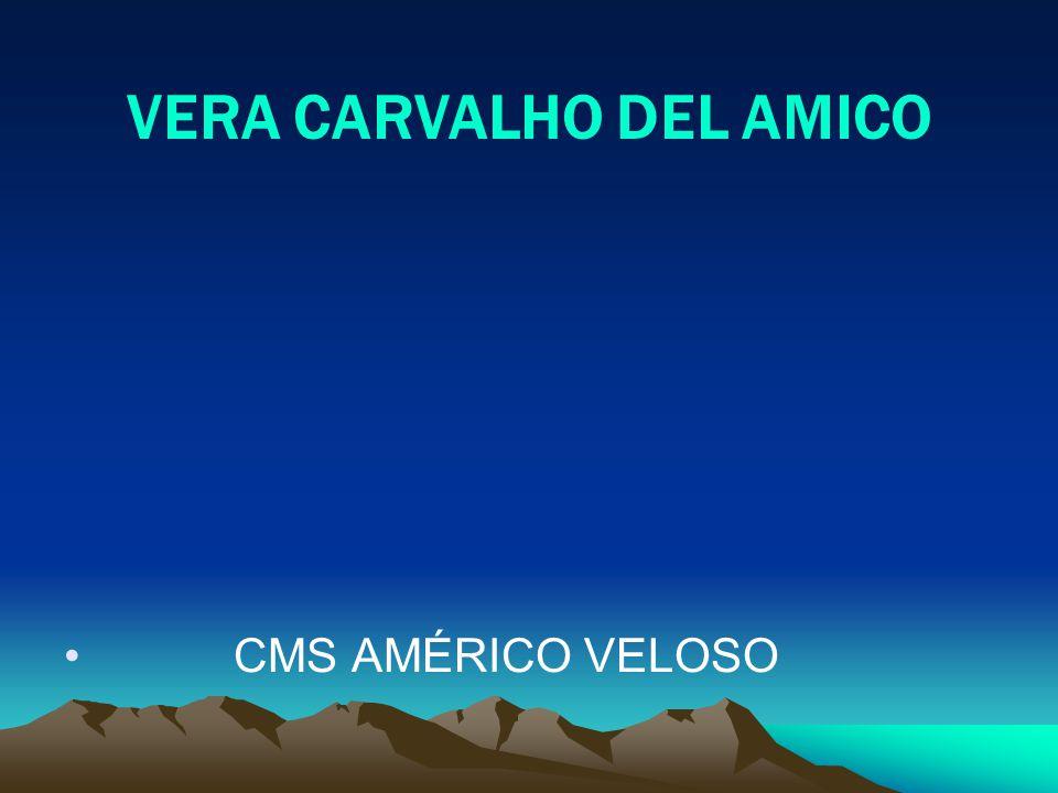 VERA CARVALHO DEL AMICO
