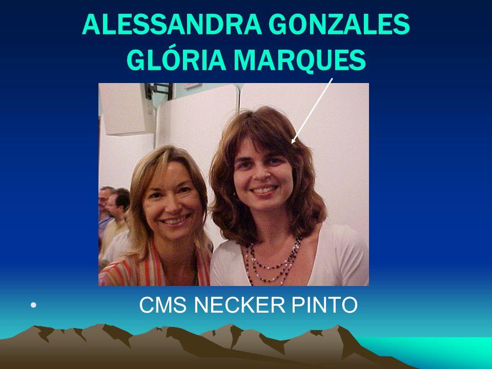 ALESSANDRA GONZALES GLÓRIA MARQUES