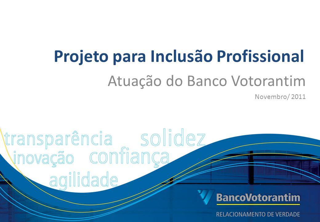Projeto para Inclusão Profissional