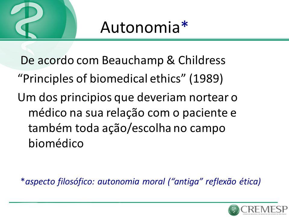 Autonomia*