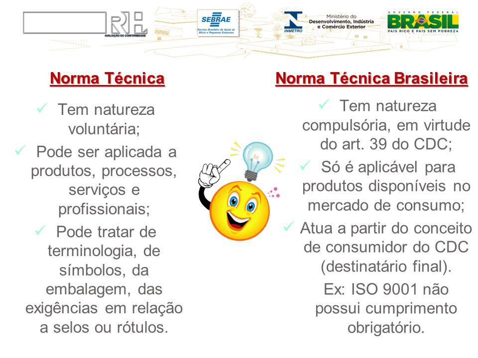 Norma Técnica Brasileira
