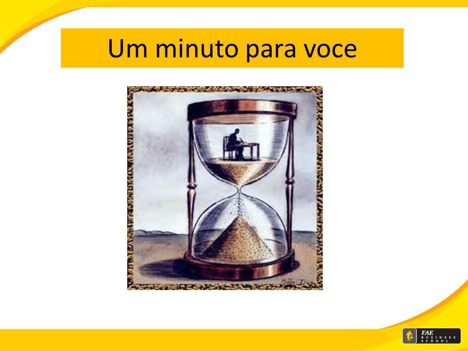 Um minuto para voce