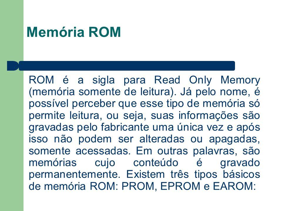 5151 Memória ROM.