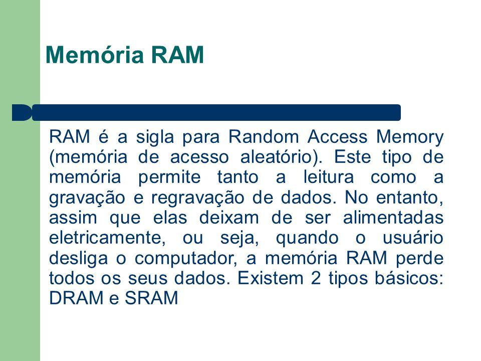 5656 Memória RAM.