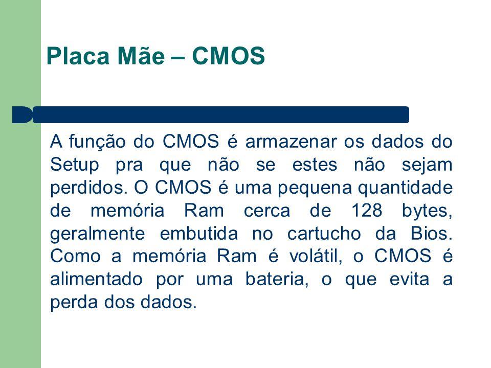 7575 Placa Mãe – CMOS.
