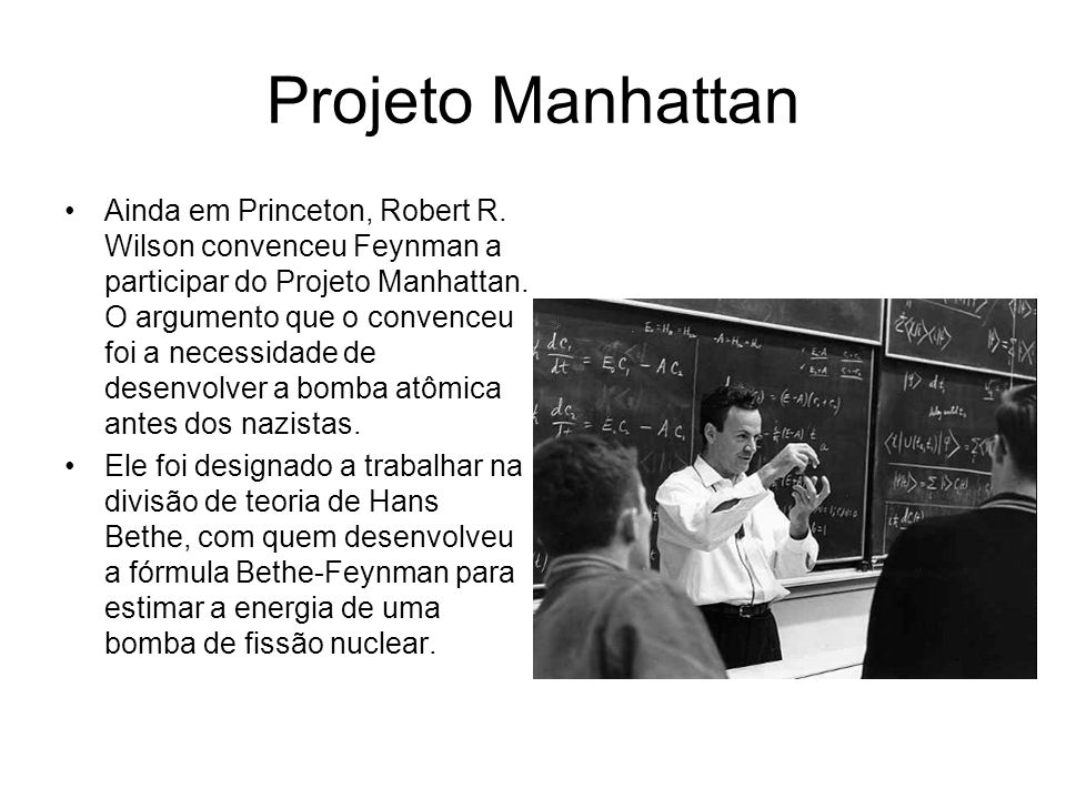 Projeto Manhattan