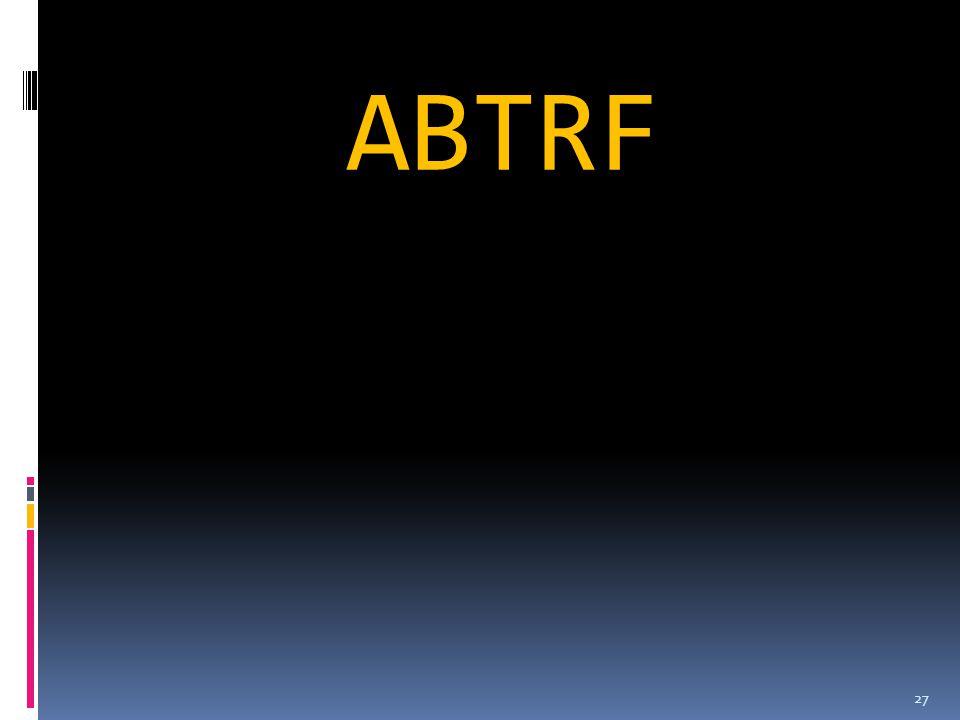 ABTRF