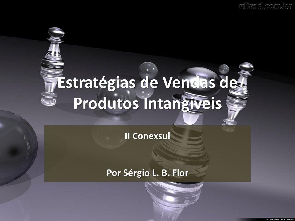Estratégias de Vendas de Produtos Intangíveis