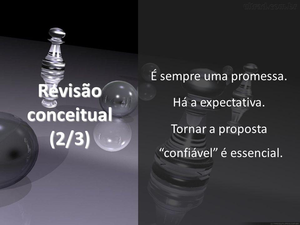 Revisão conceitual (2/3)